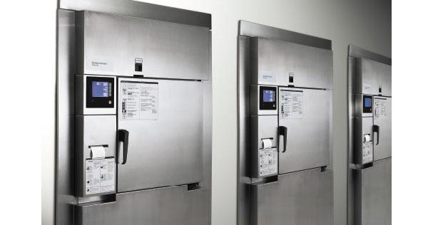 Mantenimiento y servicios SteriVac XL